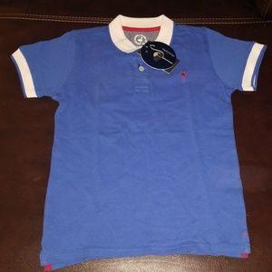 ElFlamenco polo shirt. Sz 10.